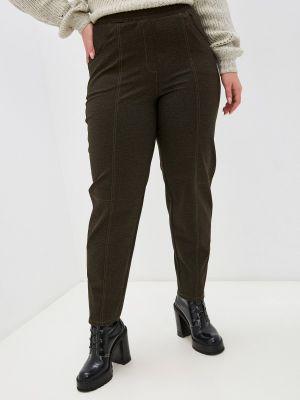 Зауженные брюки - хаки Intikoma