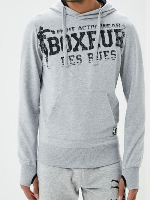 Серая турецкая кофта Boxeur Des Rues