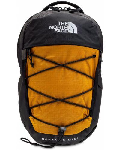 Plecak na laptopa - żółty The North Face