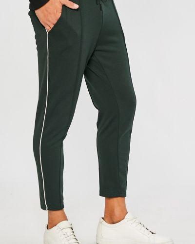 Зауженные брюки на резинке милитари Only & Sons