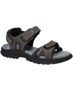 Szare sport sandały Grisport