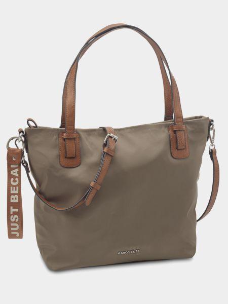 Зеленая сумка Marco Tozzi