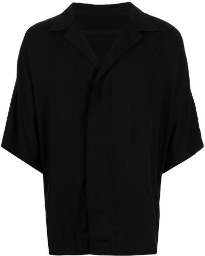 Czarna klasyczna koszula Julius