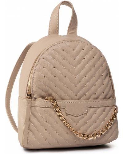 Beżowy plecak Deezee