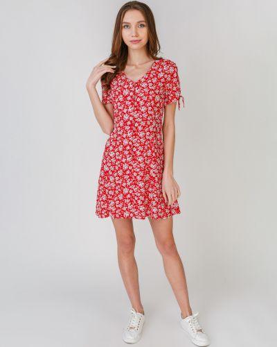 Нарядное платье - красное Kiabi