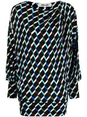 Sukienka zapinane na guziki Dvf Diane Von Furstenberg