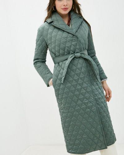 Зеленая утепленная куртка Imocean