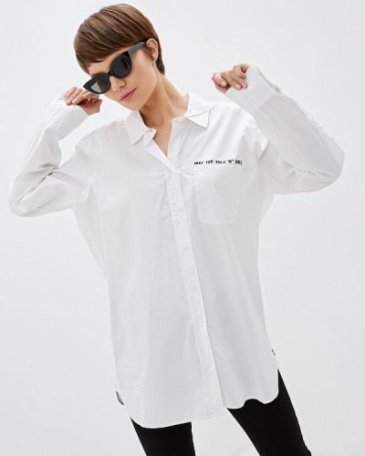Рубашка с длинным рукавом белая One Teaspoon