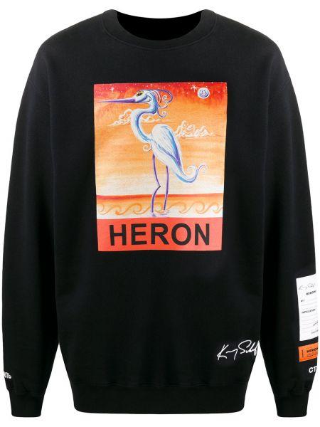 Długo bluza Heron Preston