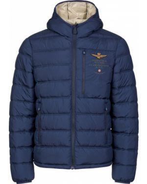 Куртка из полиэстера - синяя Aeronautica Militare