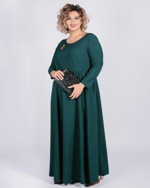 Вечернее платье макси с поясом Jetty-plus