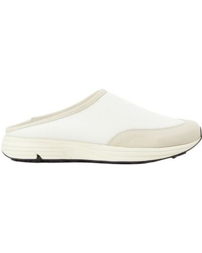 Beżowe loafers Diemme
