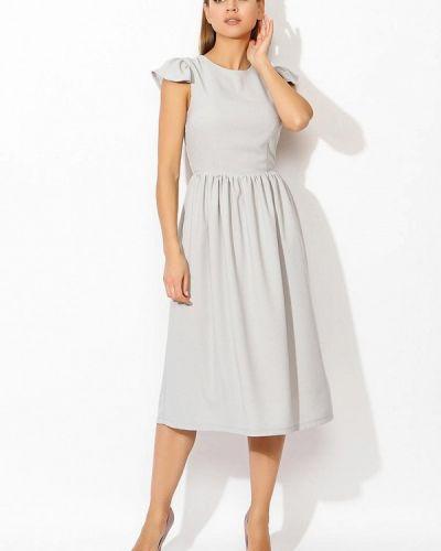 Серое платье Tutto Bene