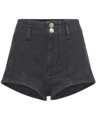 Czarne jeansy Isabel Marant