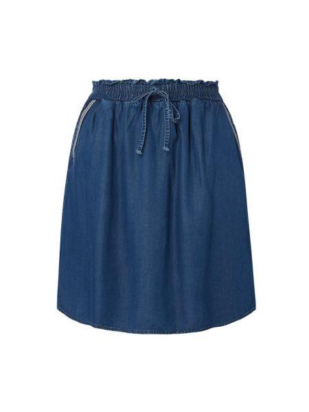 Spódnica jeansowa - niebieska Love To Be