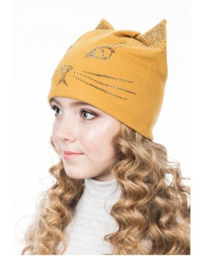 Зимняя шапка шерстяная дочки & сыночки