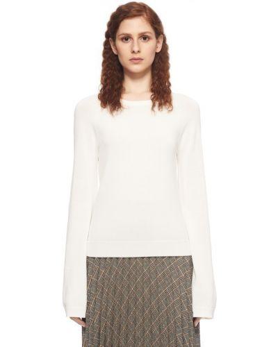 Белый свитер Barbara Bui