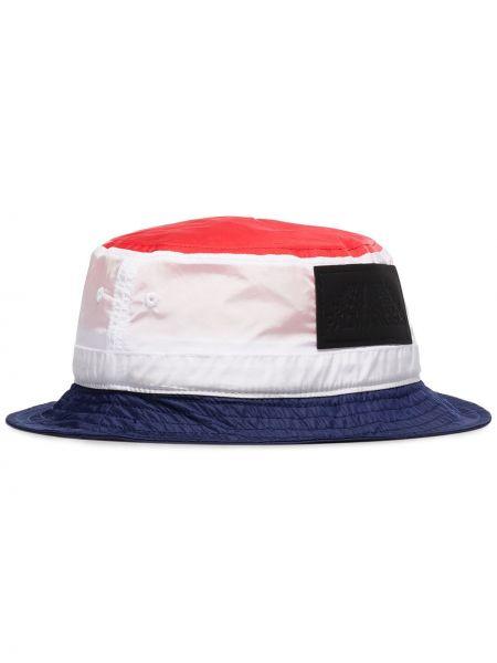 Czarny kapelusz bawełniany na co dzień Palm Angels