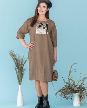 Платье платье-сарафан из вискозы Eliseeva Olesya