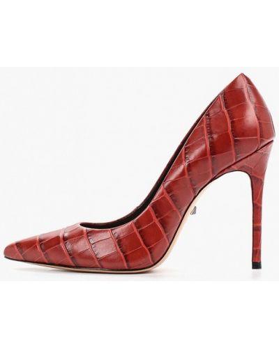 Туфли-лодочки на каблуке кожаные Schutz