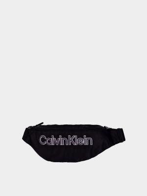 Поясная сумка - черная Calvin Klein