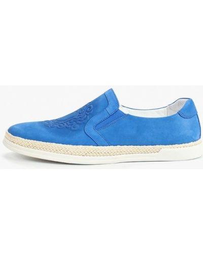 Эспадрильи синий Vitacci