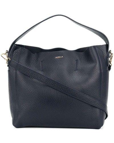 Кожаный сумка сумка-хобо на плечо Furla