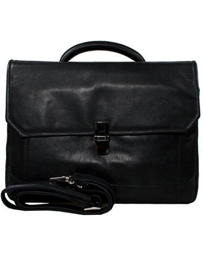 Черный портфель Giudi