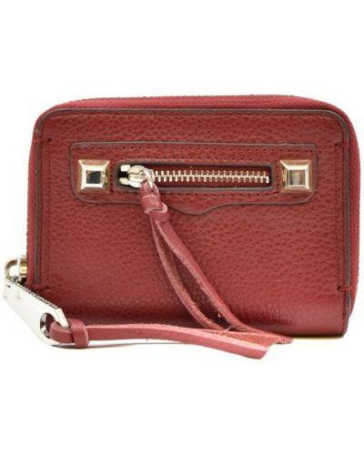 Czerwony portfel Rebecca Minkoff