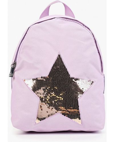 Фиолетовый рюкзак United Colors Of Benetton
