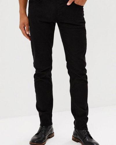 Черные зауженные джинсы Iceberg