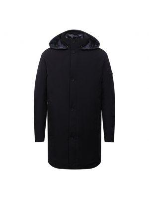 Синяя куртка утепленная Bogner