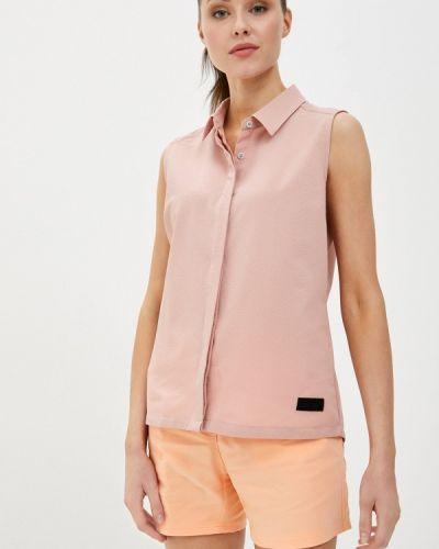 Розовая блузка без рукавов Icepeak