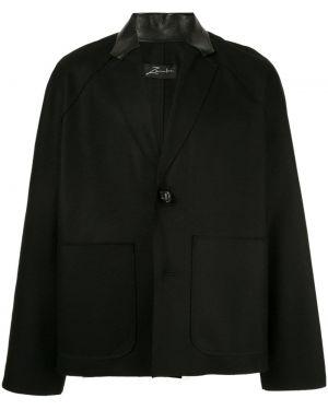 Нейлоновая черная куртка Zambesi