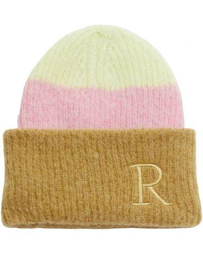 Beżowa czapka Rodebjer
