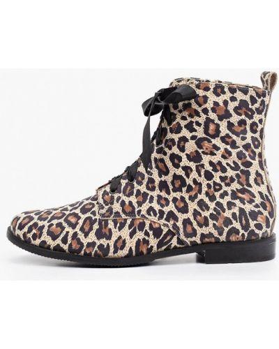 Кожаные ботинки Bosccolo
