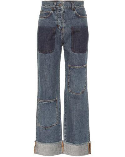 Прямые джинсы классические с карманами Jw Anderson