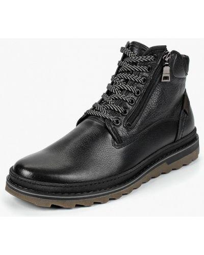 Ботинки осенние кожаные Id! Collection