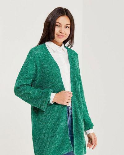 Зеленый кардиган Only