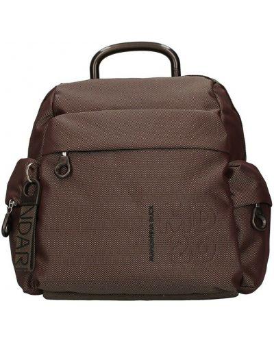 Brązowy plecak Mandarina Duck
