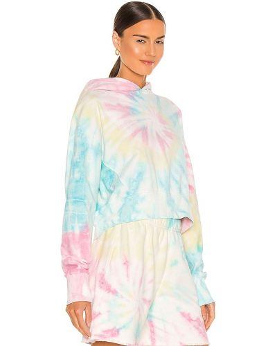 Różowa bluza bawełniana Dannijo