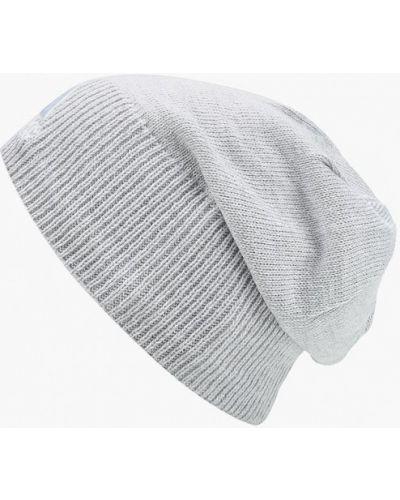 Серая шапка Adidas
