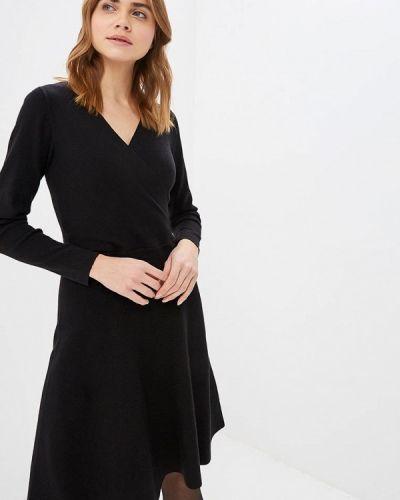 Платье - черное Oasis