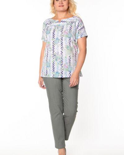 Шелковая блузка Virgi Style