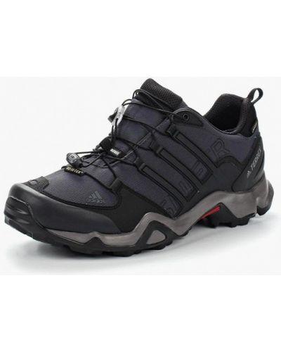 Черные кроссовки из искусственной кожи Adidas