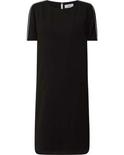 Sukienka rozkloszowana - czarna Blonde No. 8