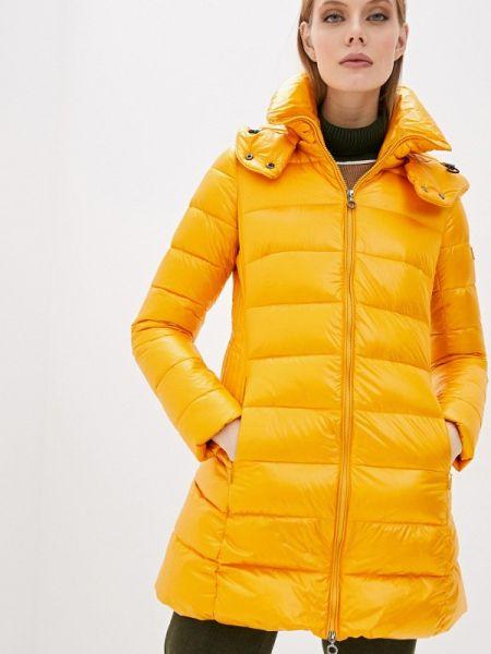 Желтая зимняя куртка Tatras