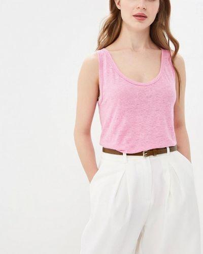 Майка розовый United Colors Of Benetton