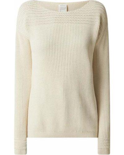 Biały sweter bawełniany Armedangels