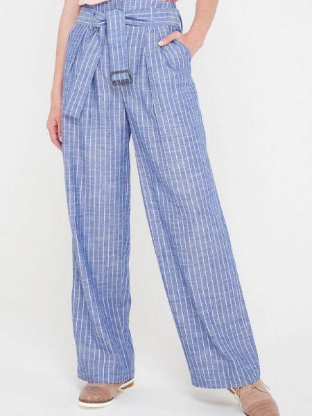 Синие повседневные брюки Gregory